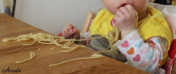 Ronja Rapley spaghetti